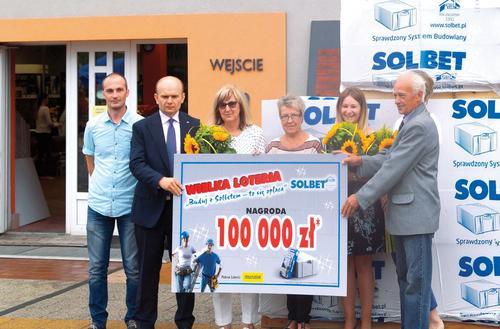 Znamy kolejnego zwycięzcę loterii Solbet