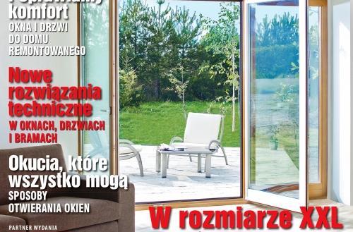 """""""Nowe Okna i Drzwi"""" – Numer Specjalny Extra 2/2017"""
